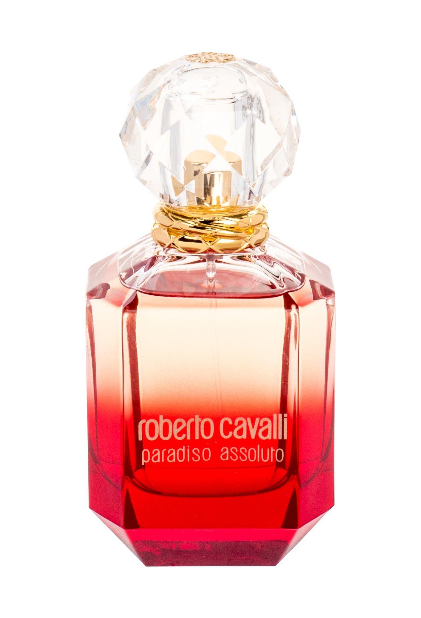 Roberto Cavalli Paradiso Assoluto EDP 75ml