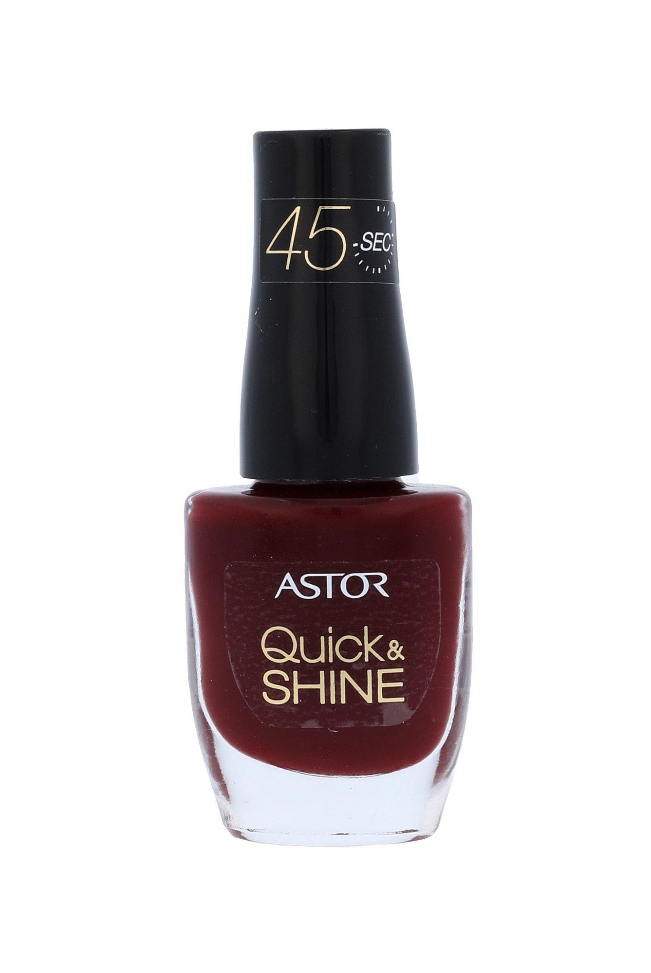 ASTOR Quick & Shine Cosmetic 8ml 302 Glass Of Wine