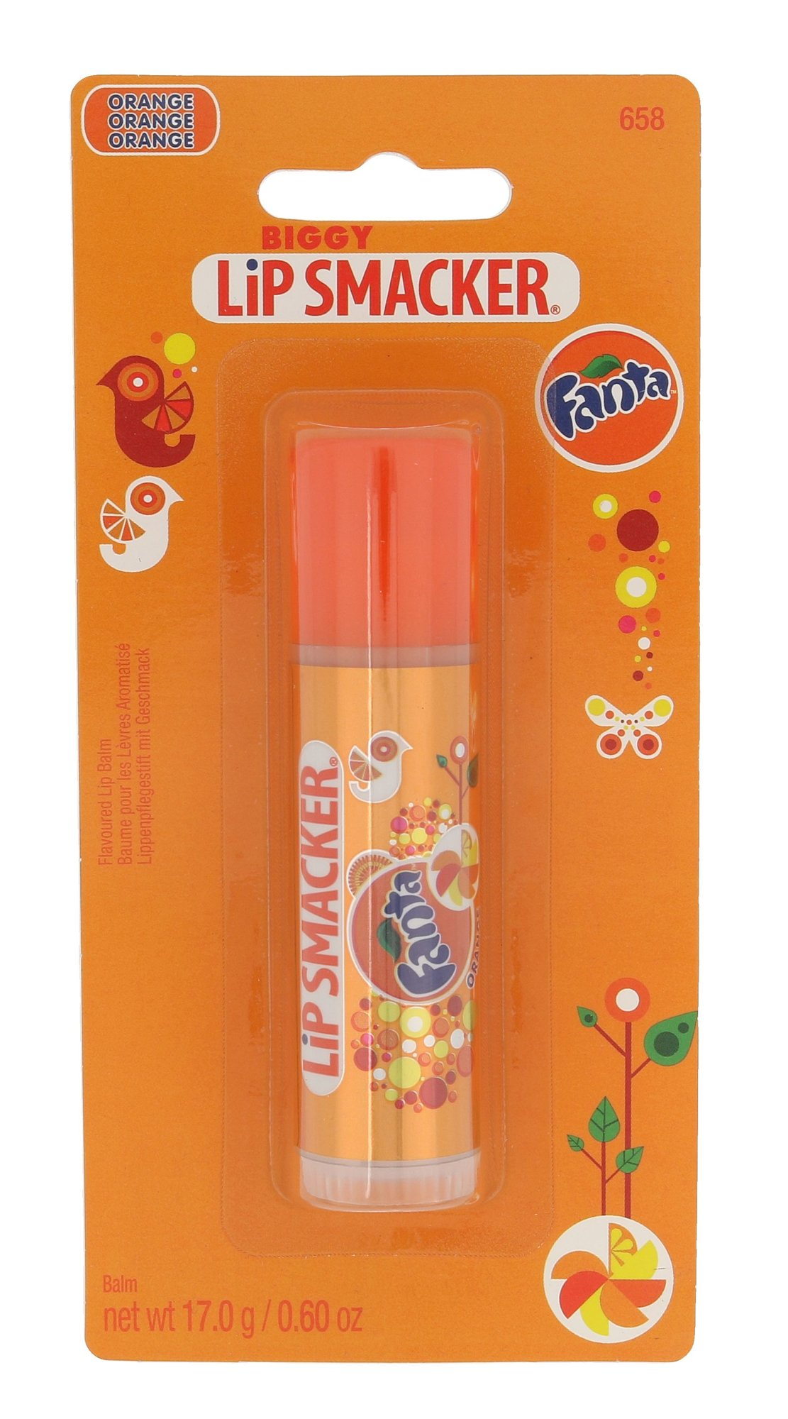 Lip Smacker Biggy Lip Balm Cosmetic 17ml
