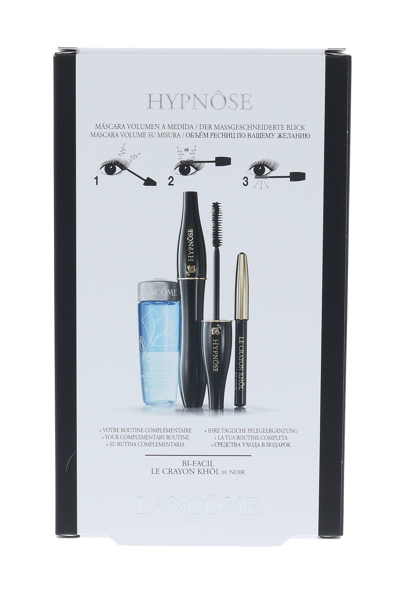 Lancôme Hypnose Cosmetic 6,2ml 01 Noir Hypnotic