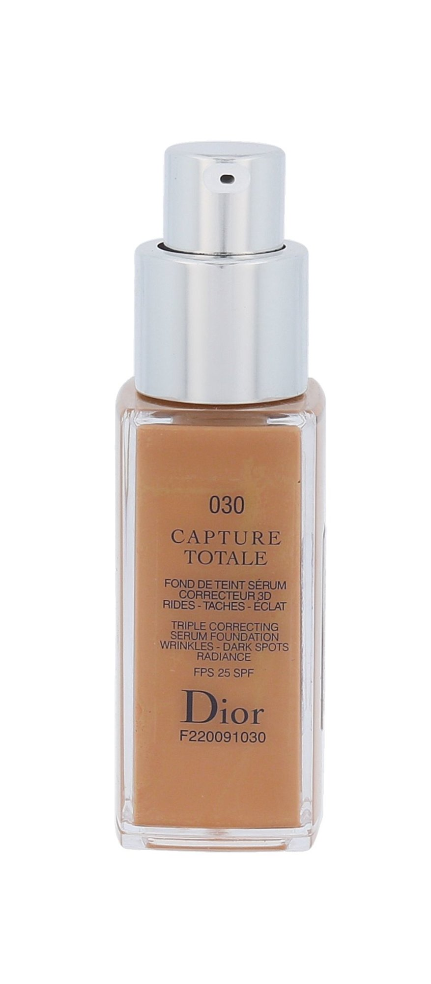 Christian Dior Capture Totale Cosmetic 20ml 030 Medium Beige