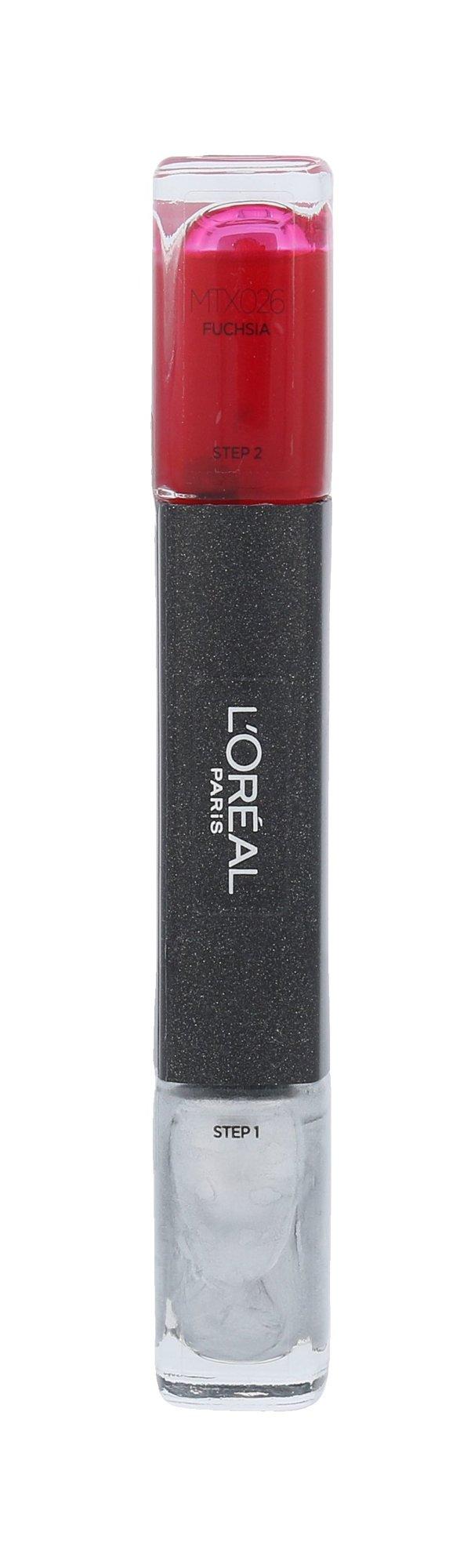 L´Oréal Paris Infallible Cosmetic 2x5ml 026 Fuchsia