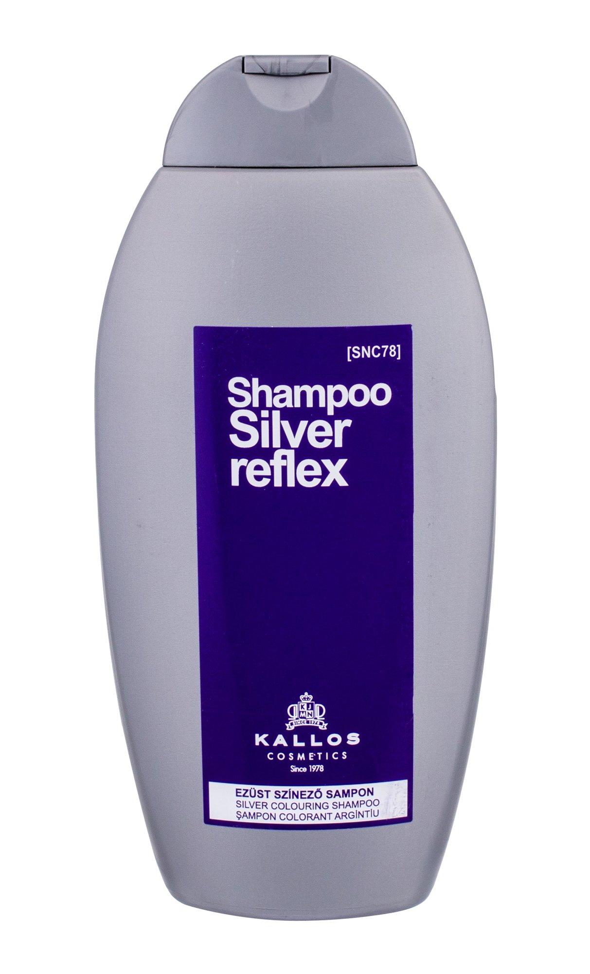 Kallos Cosmetics Silver Reflex Cosmetic 350ml