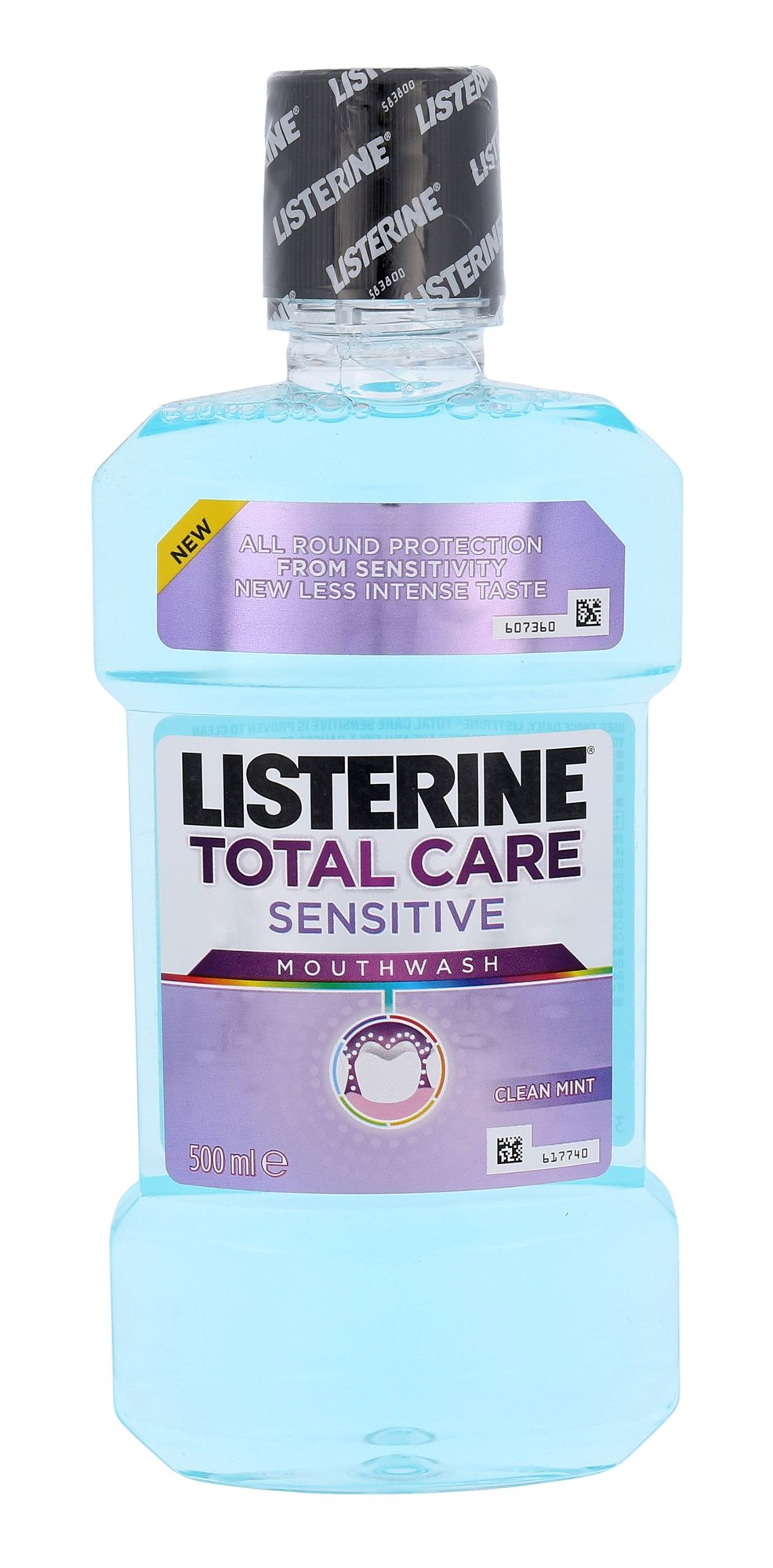 Listerine Mouthwash Cosmetic 500ml  Total Care Sensitive
