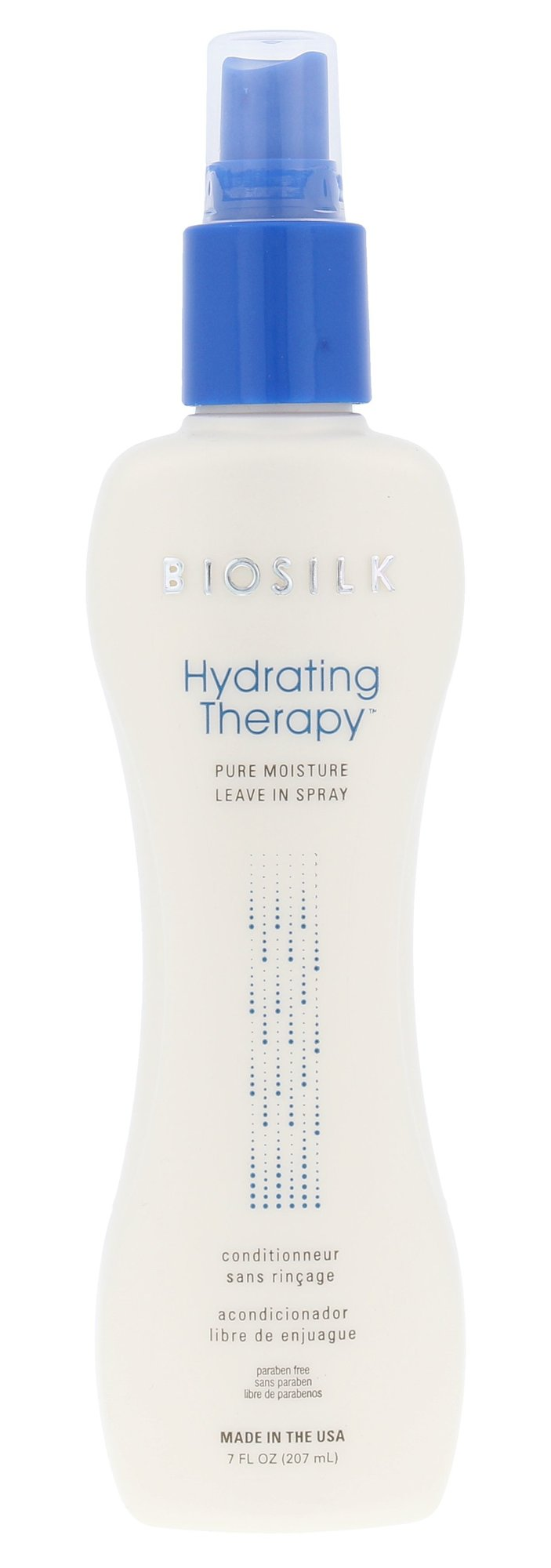 Farouk Systems Biosilk Hydrating Therapy Leave In Spray Cosmetic 207ml