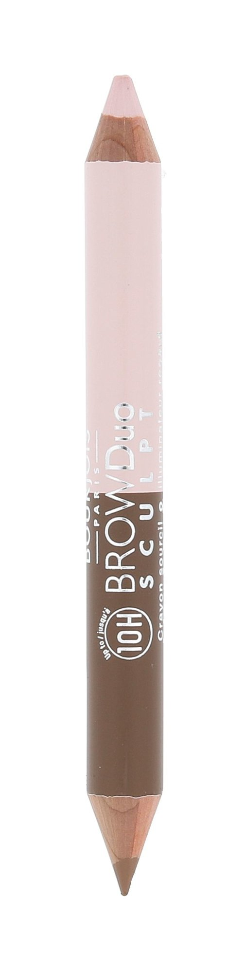 BOURJOIS Paris Brow Duo Sculpt Cosmetic 3ml 21 Blond