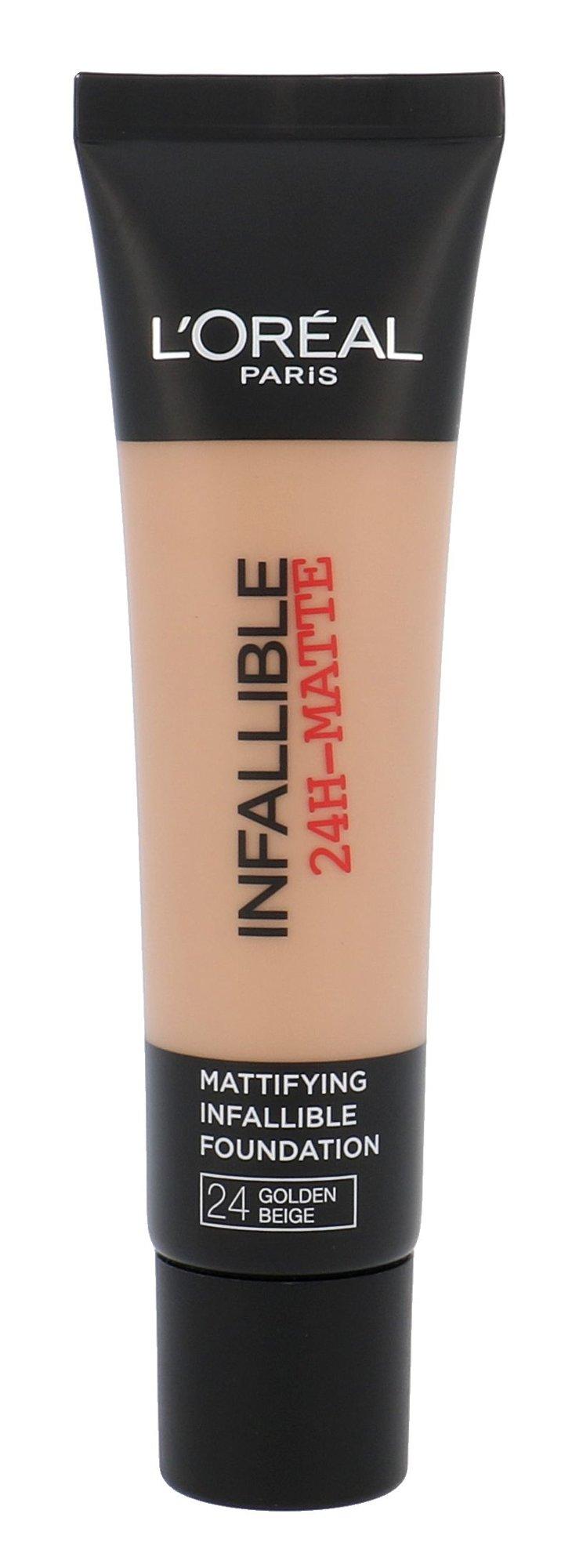 L´Oréal Paris Infallible Cosmetic 35ml 24 Golden Beige
