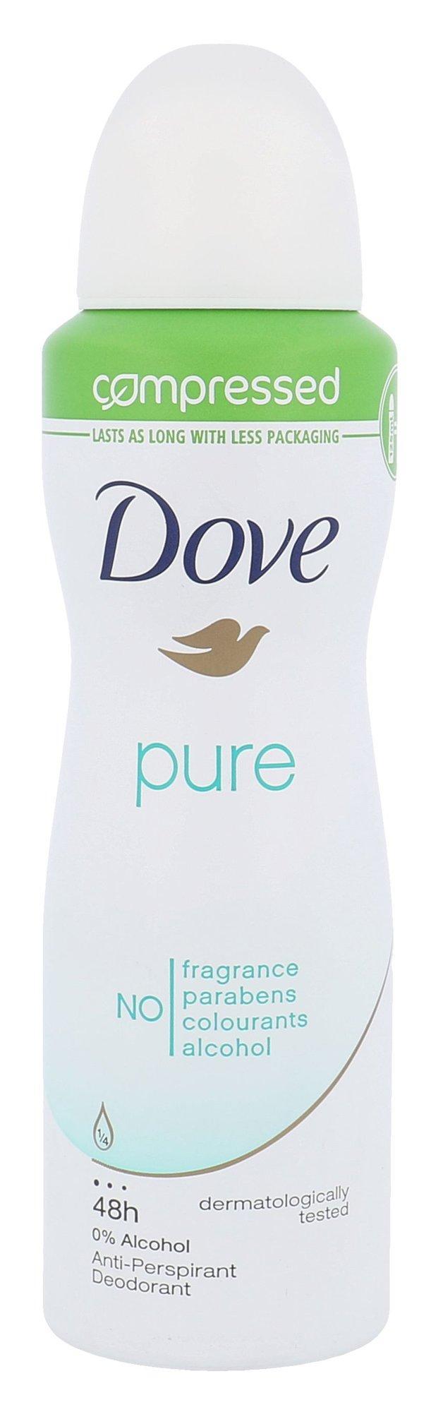 Dove Pure Cosmetic 125ml