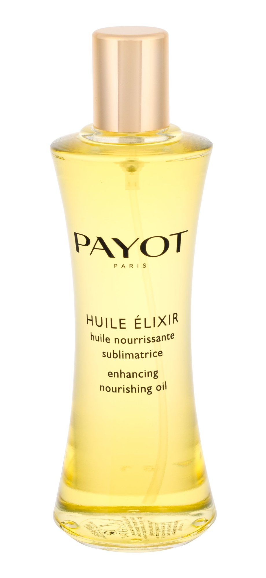 PAYOT Body Élixir Cosmetic 100ml  Enhancing Nourishing Oil