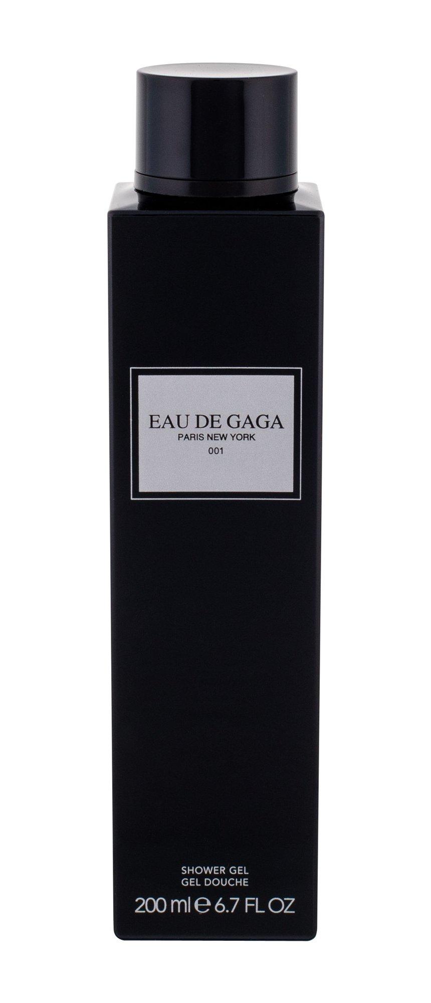 Lady Gaga Eau de Gaga 001 Shower gel 200ml