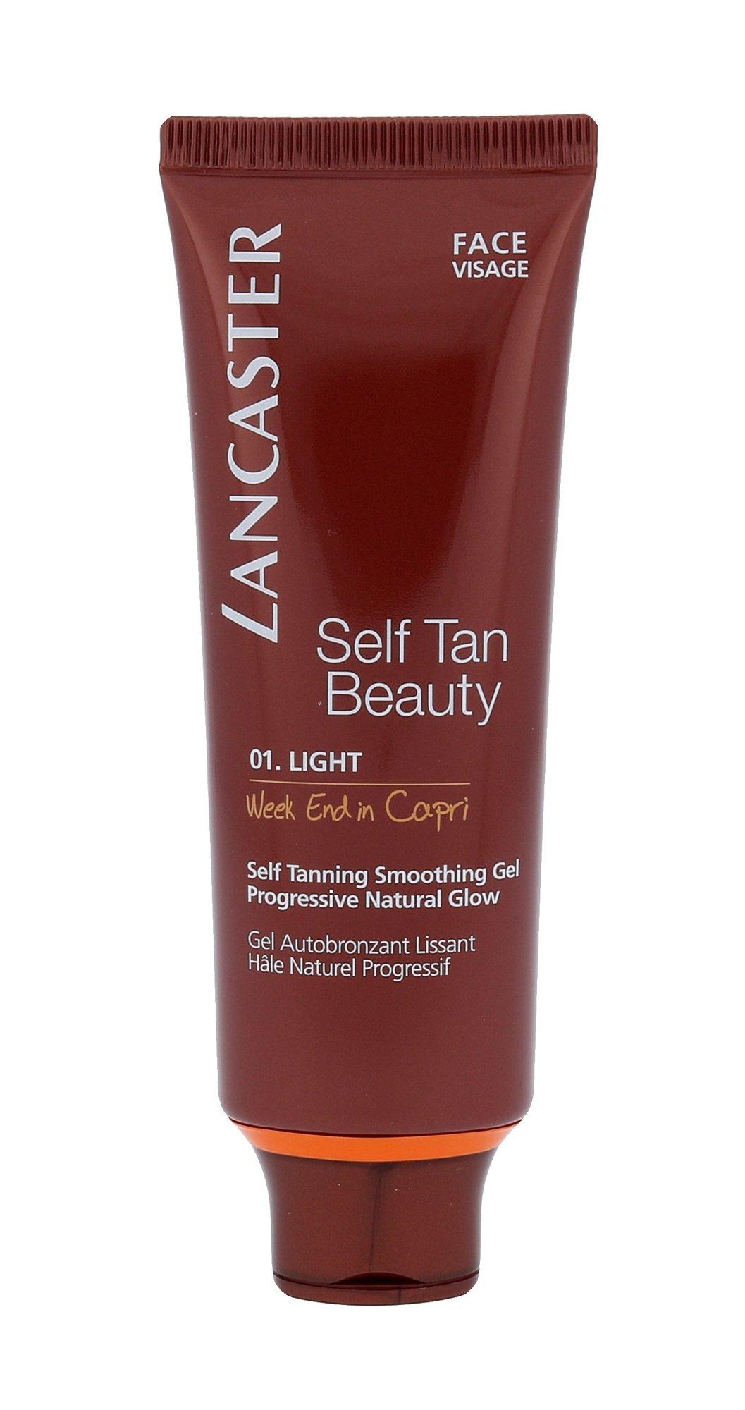Lancaster Self Tan Beauty Cosmetic 50ml 01 Light - Week End In Capri Self Tanning Smoothing Gel