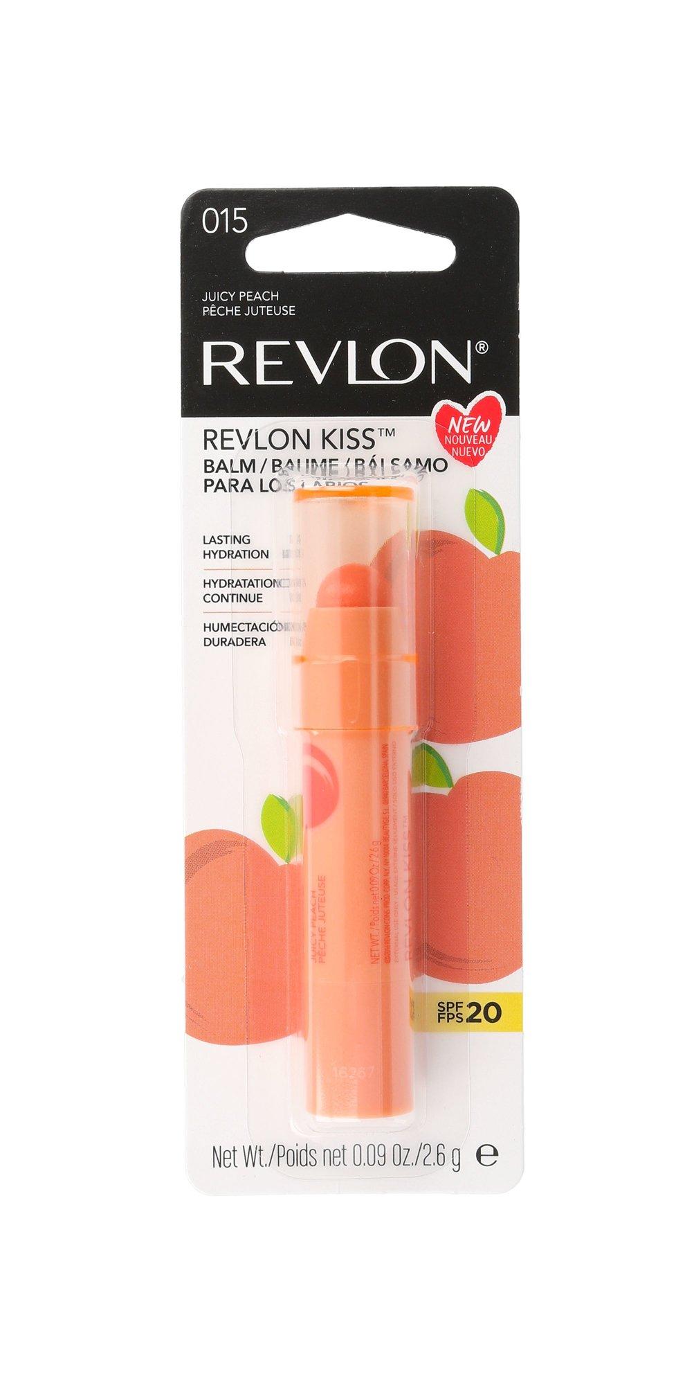 Revlon Revlon Kiss Cosmetic 2,6ml 015 Juicy Peach