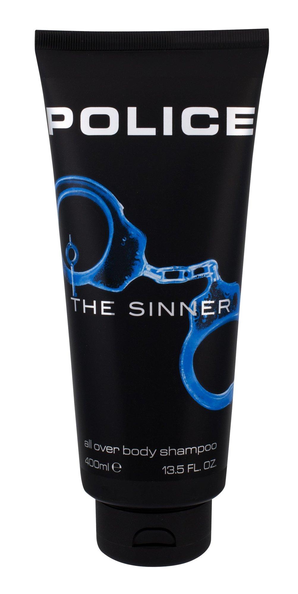 Police The Sinner Shower gel 400ml
