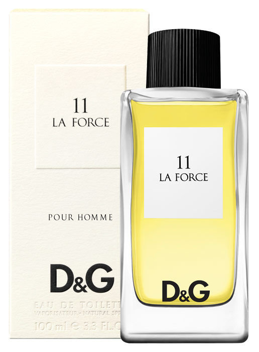 Dolce&Gabbana D&G Anthology La Force 11 EDT 100ml