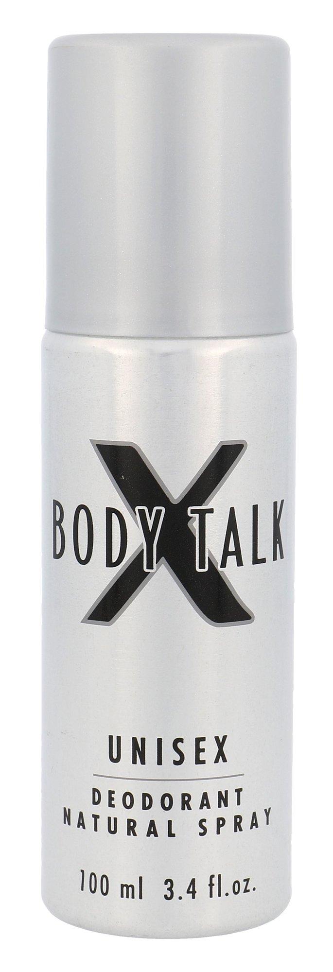 Muelhens X Body Talk Deodorant 100ml