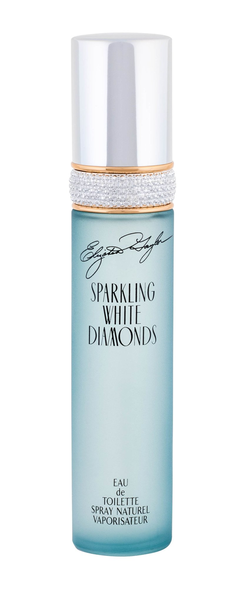 Elizabeth Taylor Sparkling White Diamonds EDT 50ml