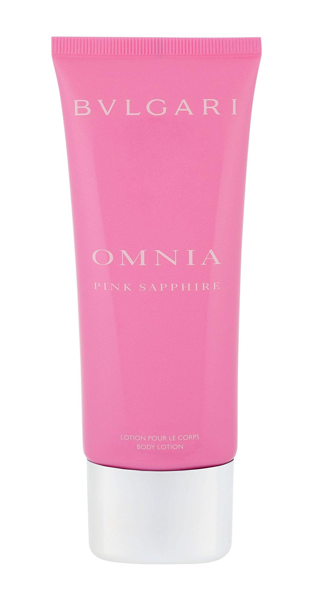 Kūno losjonas Bvlgari Omnia Pink Sapphire