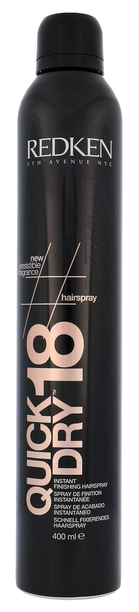 Redken Quick Dry 18 Hairprays Cosmetic 400ml