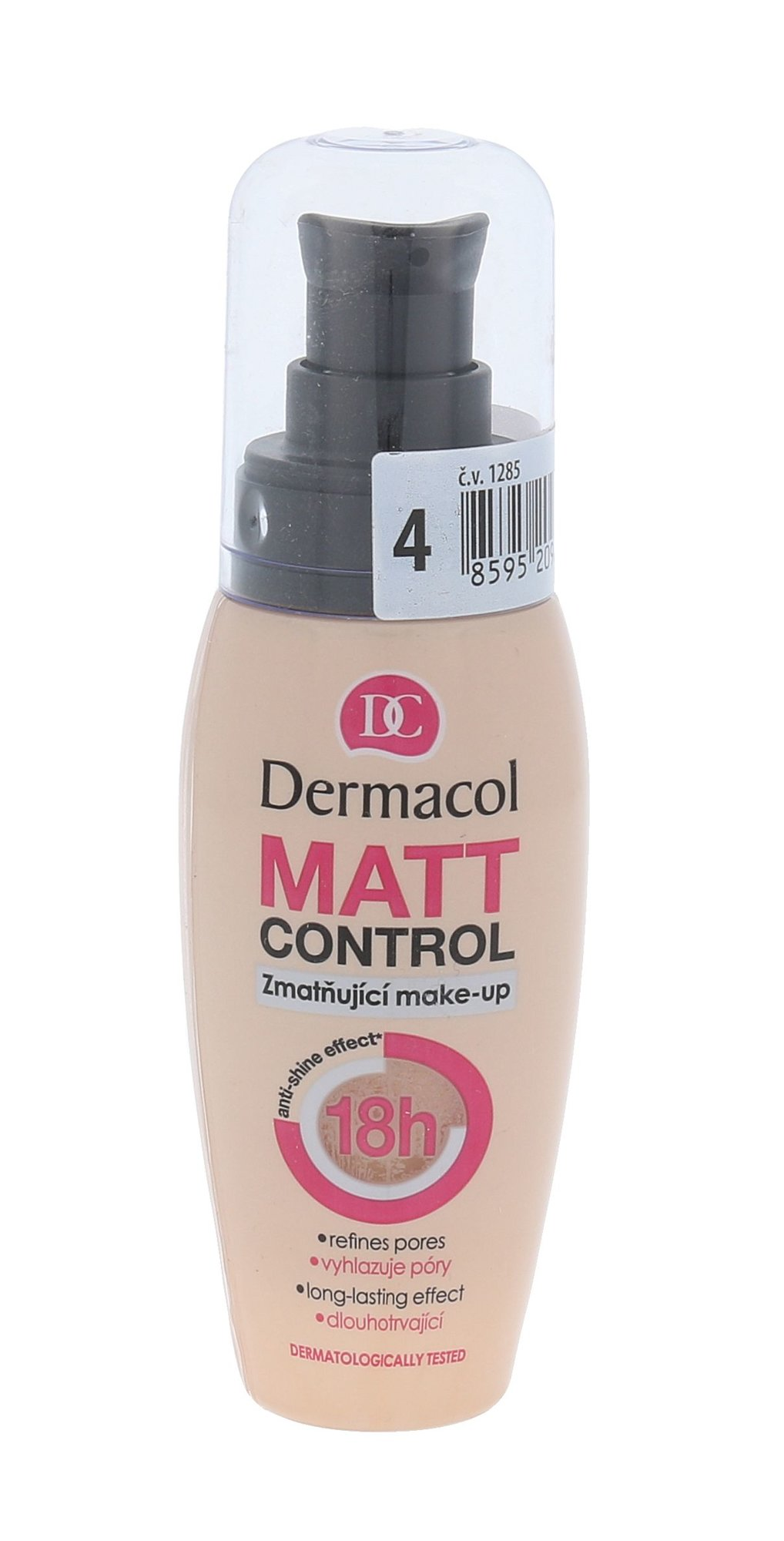 Dermacol Matt Control Cosmetic 30ml 4