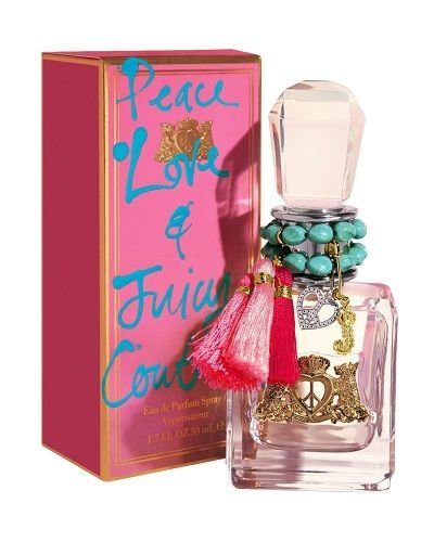 Juicy Couture Peace, Love and Juicy Couture EDP 100ml
