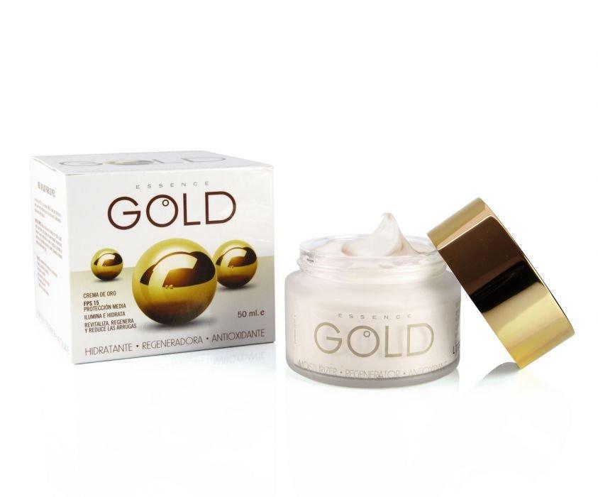 Diet Esthetic Gold Cream Cosmetic 50ml