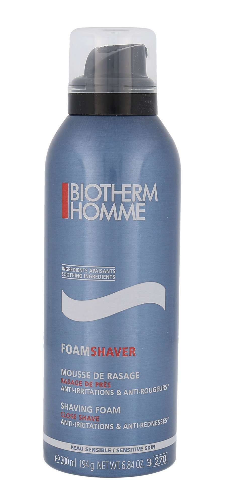 Biotherm Homme Shaving Foam Cosmetic 200ml