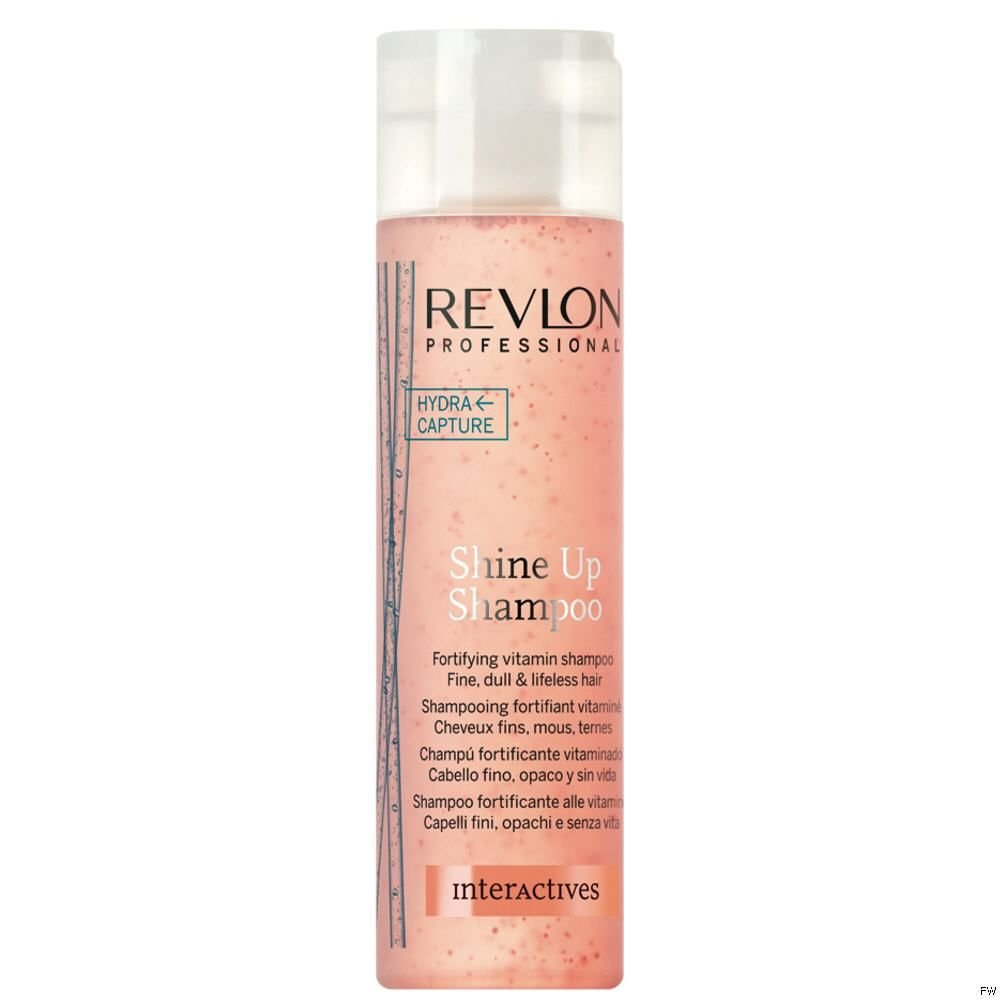 Revlon Professional Interactives Cosmetic 250ml  Shine Up
