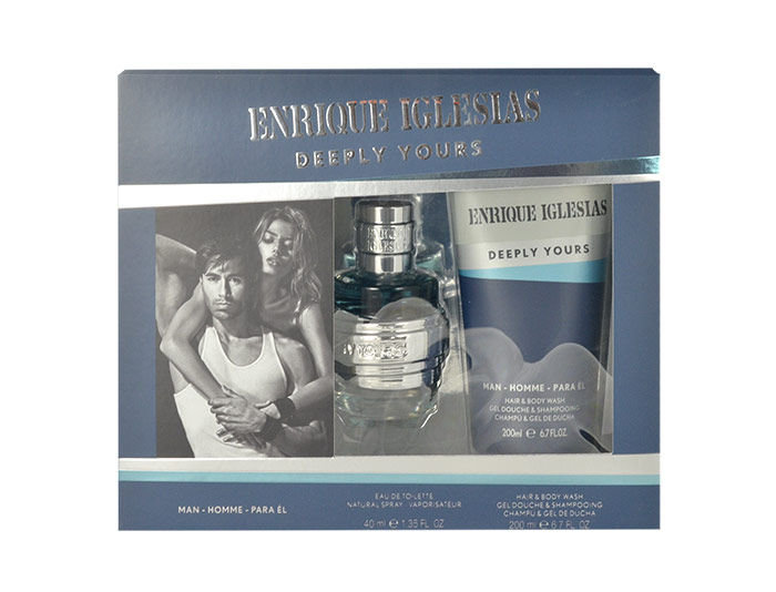 Enrique Iglesias Deeply Yours Man EDT 40ml