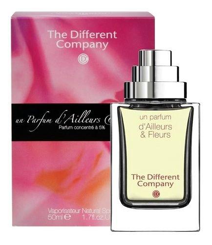 The Different Company Un Parfum d´Ailleurs et Fleurs EDP 90ml