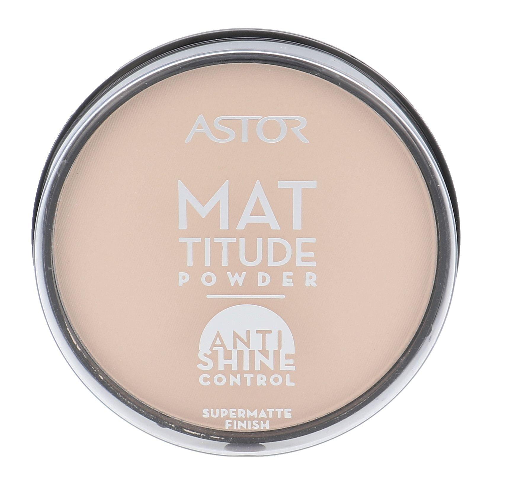 ASTOR Mattitude Cosmetic 14ml 002