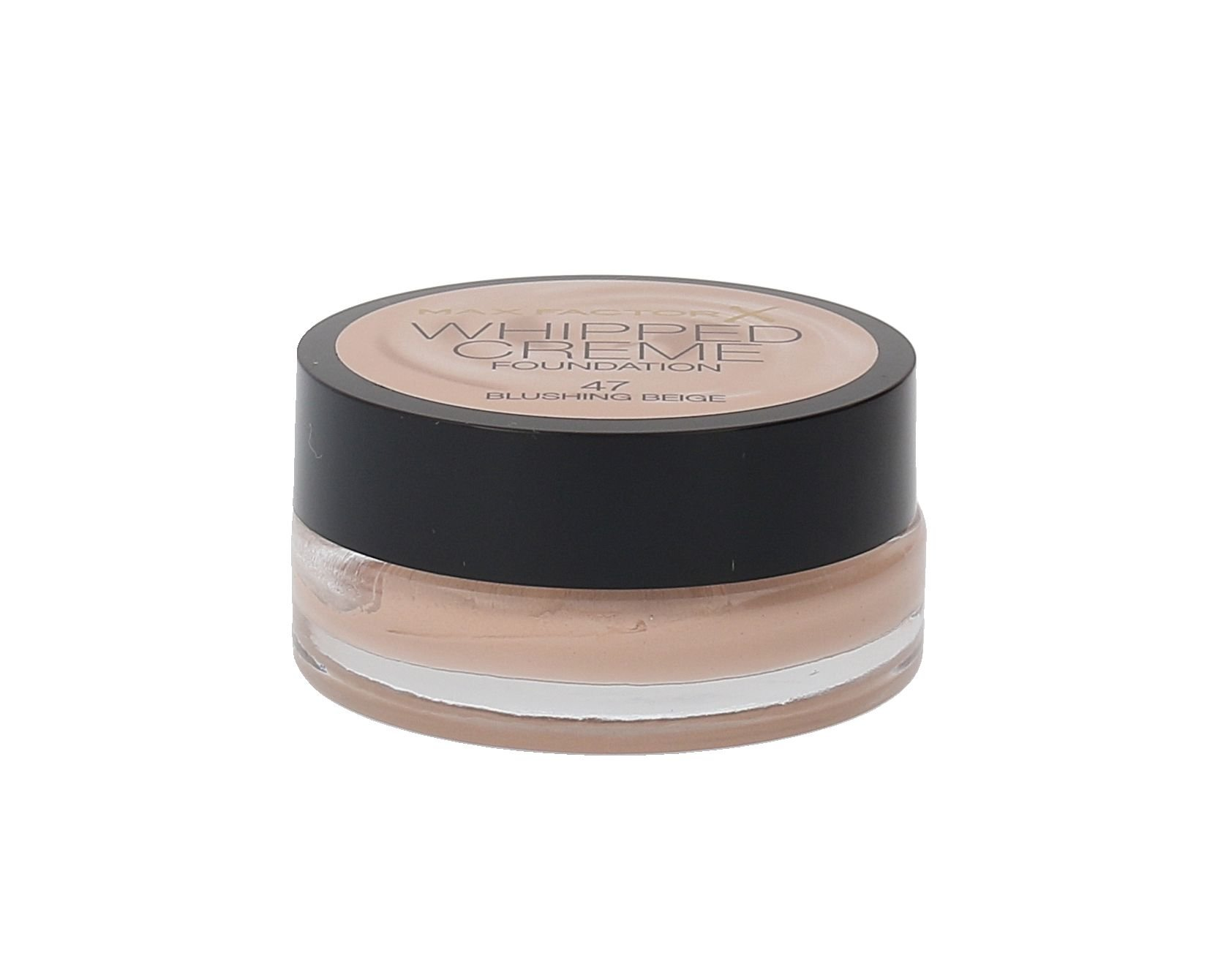 Max Factor Whipped Creme Cosmetic 18ml 47 Blushing Beige