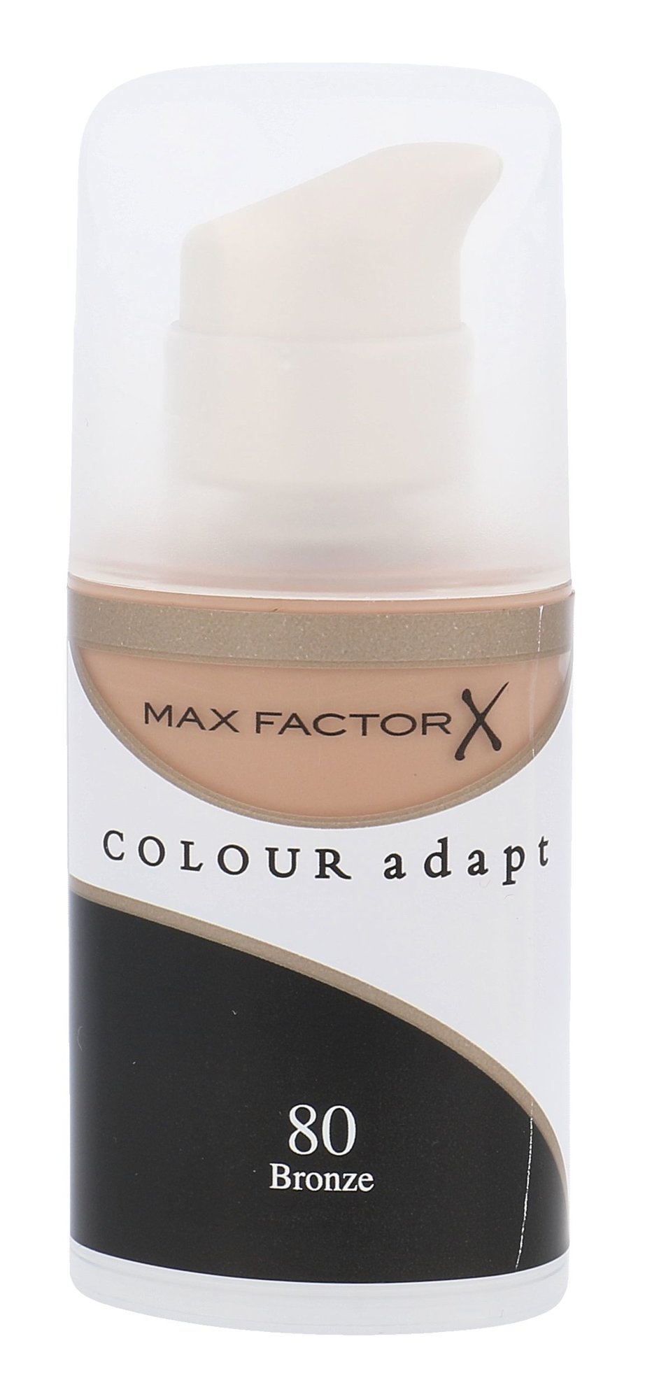 Max Factor Colour Adapt Cosmetic 34ml 80 Bronze