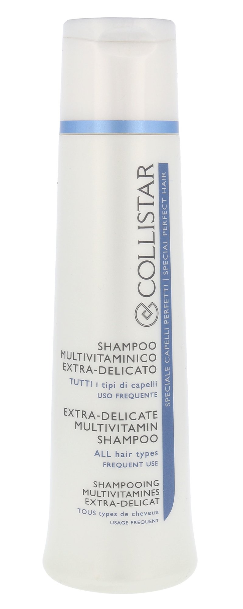 Collistar Extra-Delicate Multivitamin Cosmetic 250ml