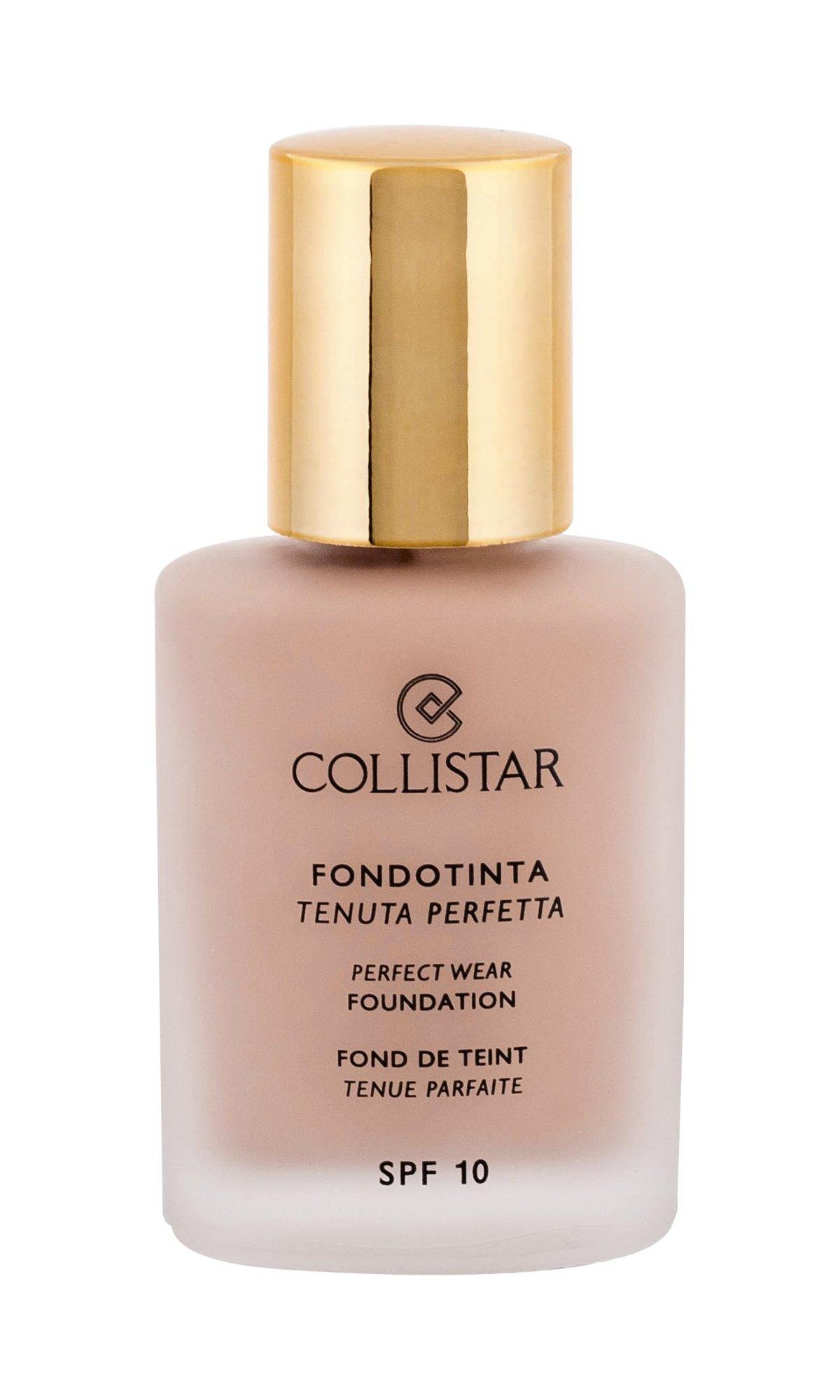 Collistar Perfect Wear Foundation Cosmetic 30ml 1 Nude
