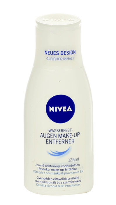 Nivea Extra Gentle Make-up Remover Cosmetic 125ml