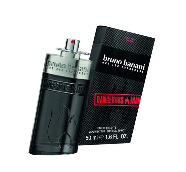 Bruno Banani Dangerous Man EDT 50ml