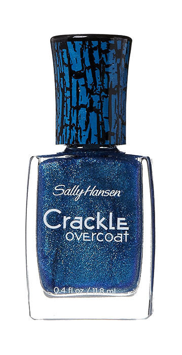 Sally Hansen Crackle Overcoat Cosmetic 11,8ml 04 Fuchsia Shock