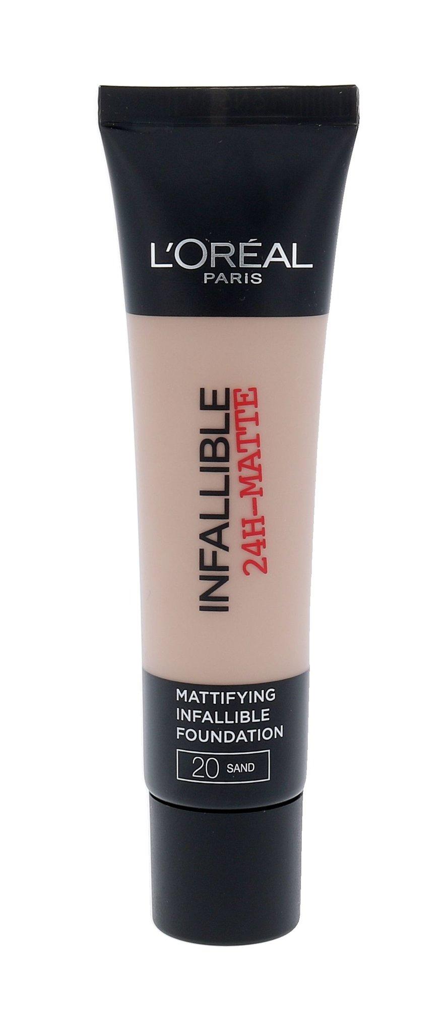 L´Oréal Paris Infallible Cosmetic 35ml 20 Sand