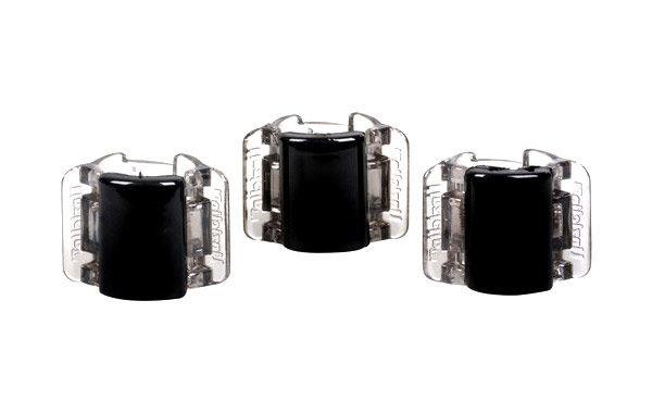 Linziclip Mini Cosmetic 3ml Black Translucent