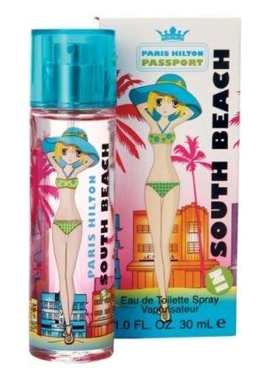 Paris Hilton Passport South Beach EDT 7,5ml