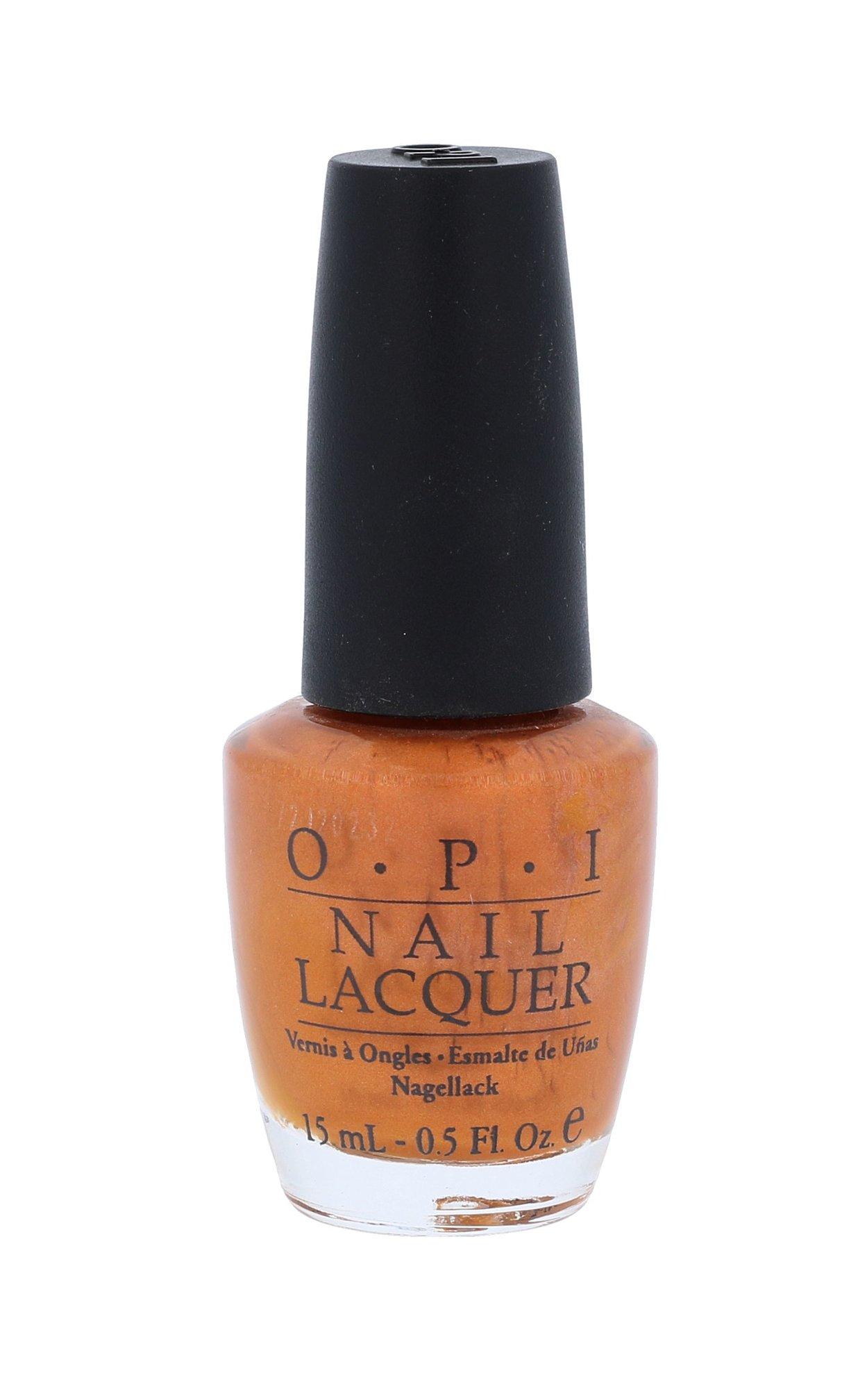 OPI Nail Lacquer Cosmetic 15ml NL B82 Clubbing Til Sunrise