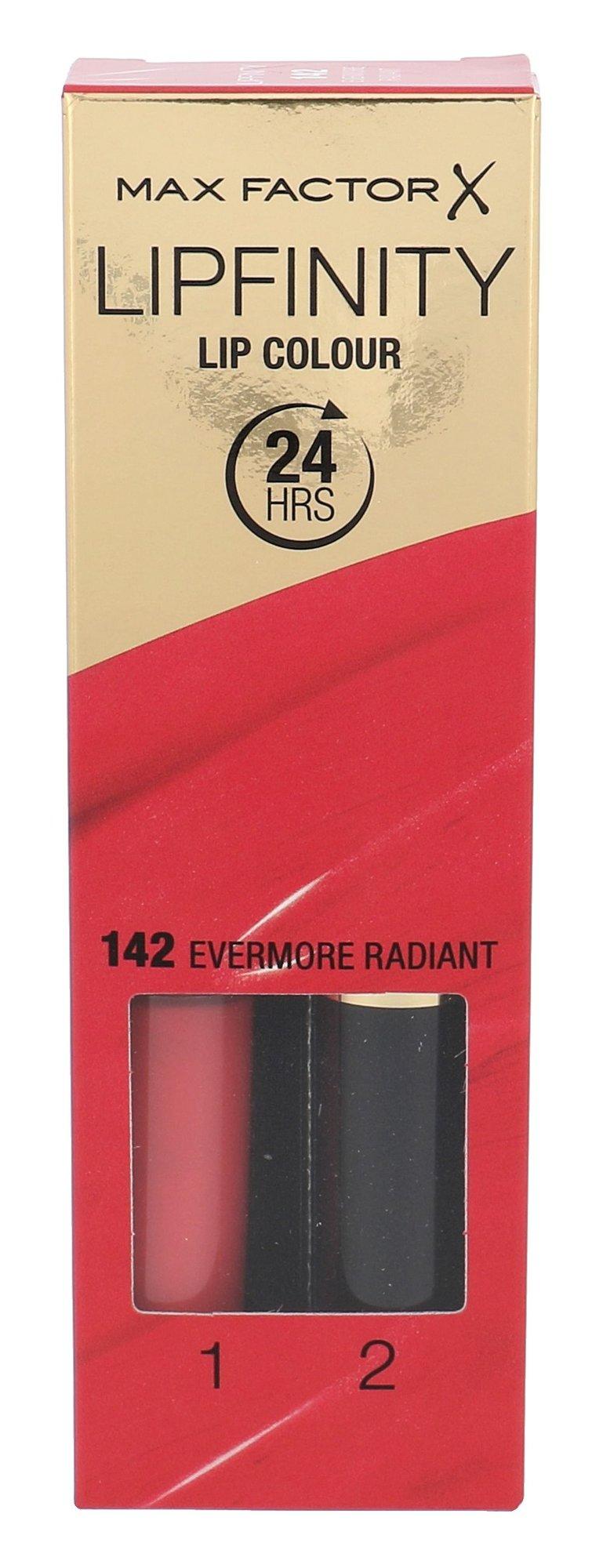 Max Factor Lipfinity Cosmetic 4,2ml 142 Evermore Radiant