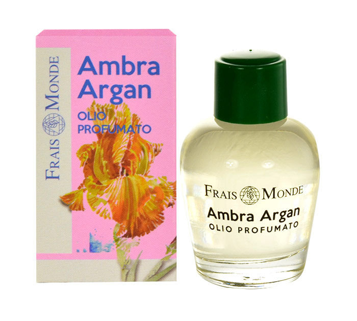 Frais Monde Ambra Argan Perfumed oil 12ml