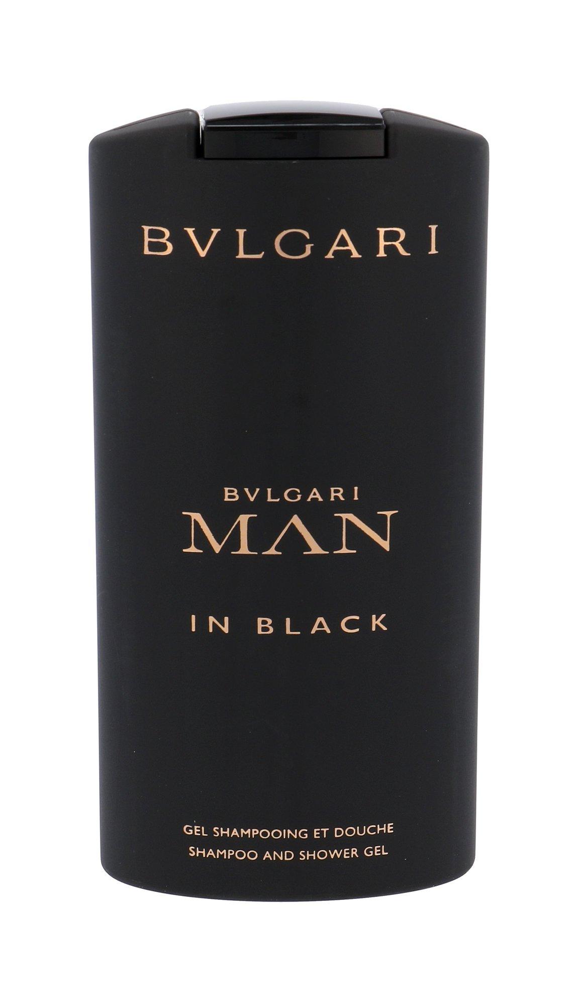 Bvlgari Man In Black Shower gel 200ml