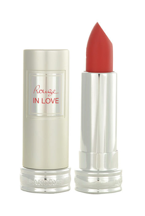 Lancôme Rouge In Love Cosmetic 4,2ml 187M Red My Lips