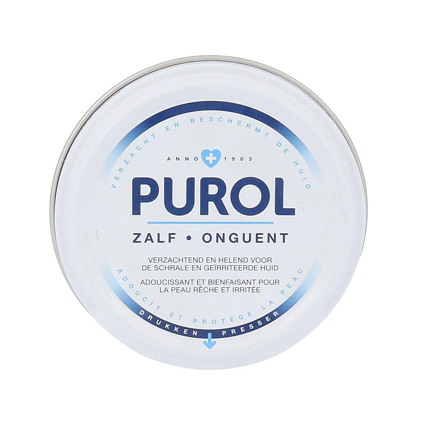 Purol Salve Unguent Balm Cosmetic 50ml
