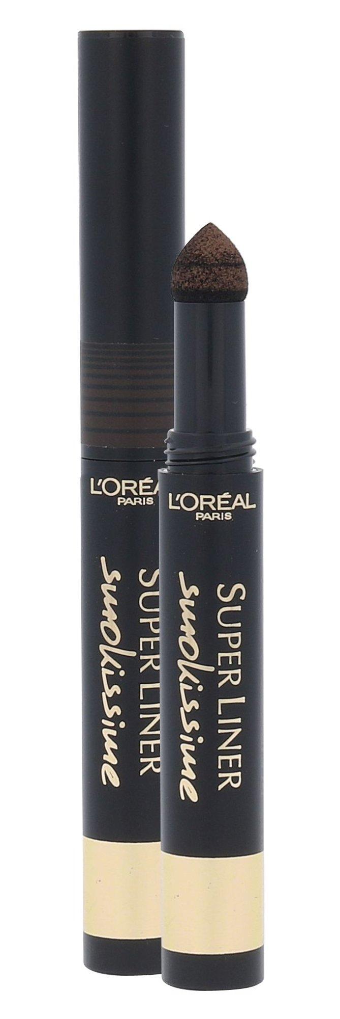 L´Oréal Paris Super Liner Smokissime Cosmetic 1ml 102 Brown Smoke