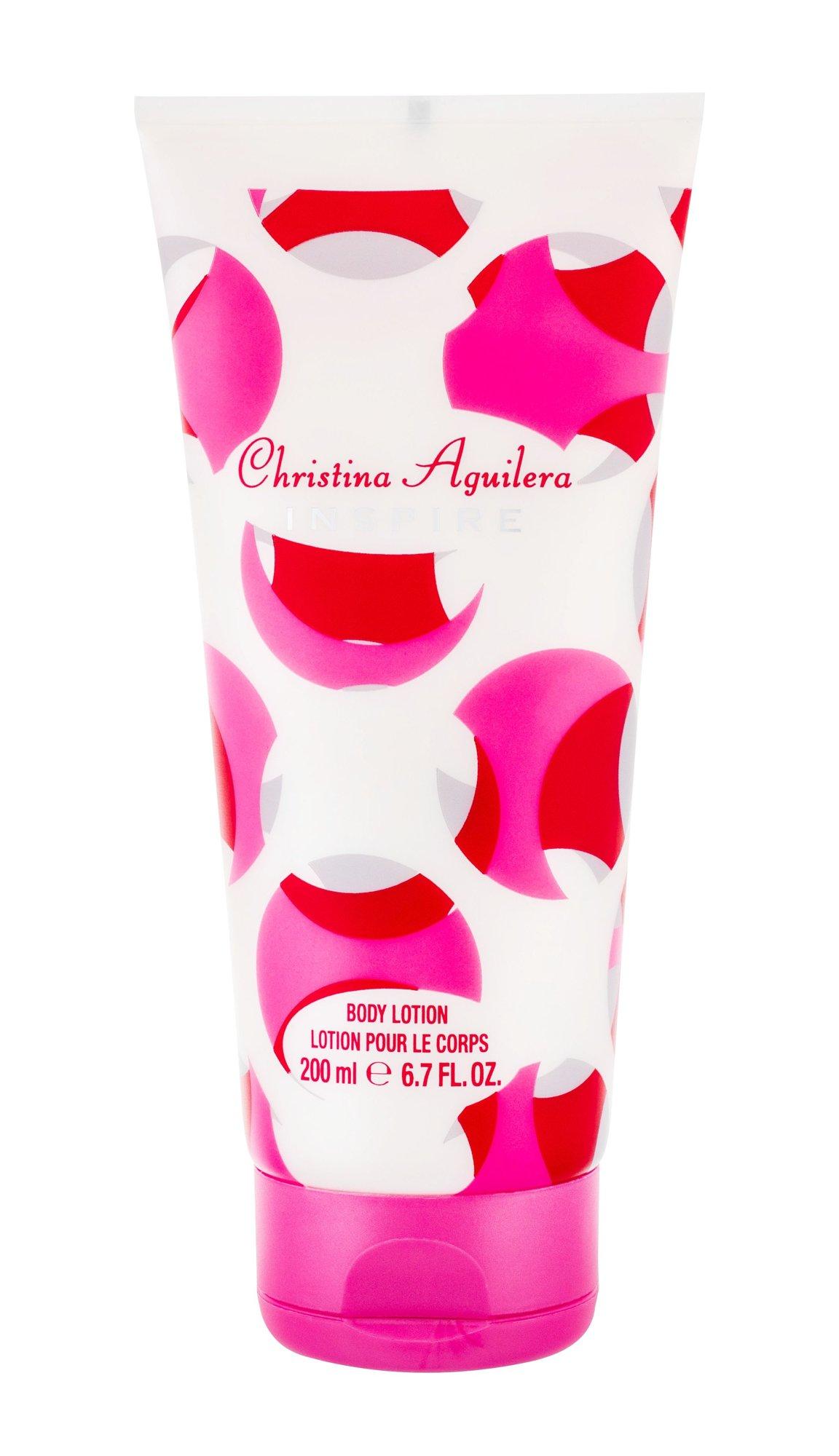 Christina Aguilera Inspire Body lotion 200ml