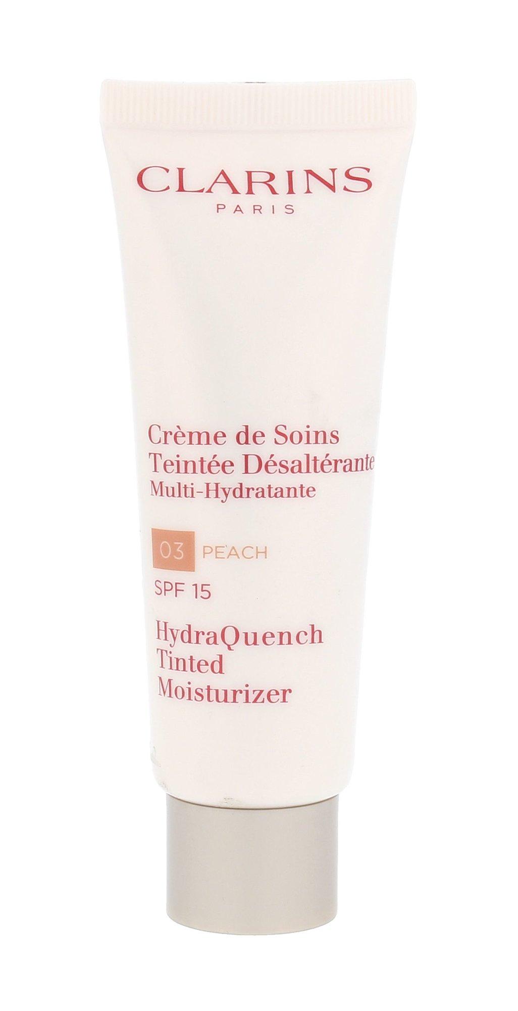 Clarins HydraQuench Cosmetic 50ml 03 Peach