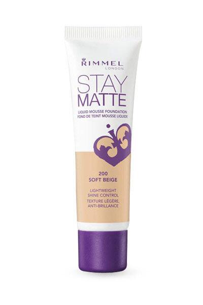 Rimmel London Stay Matte Cosmetic 30ml 200 Soft Beige